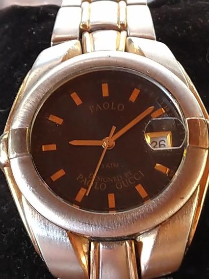 Relógio Paolo Gucci Pg501tb