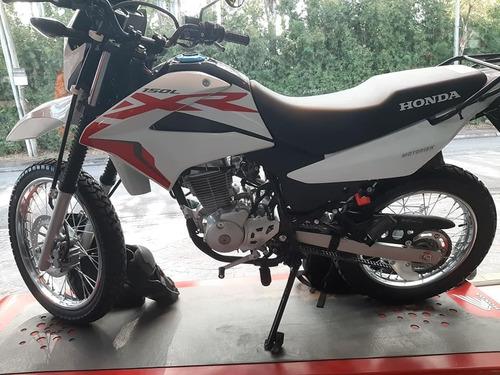 Retira Ya Moto Honda Xr 150 0km L 12/18 C/tarj Motopier