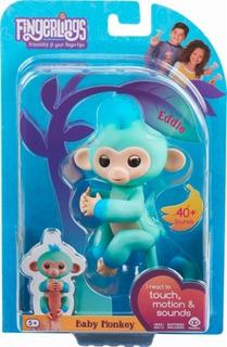 Agarradinhos - Fingerlings - Baby Monkey Eddie - Candide