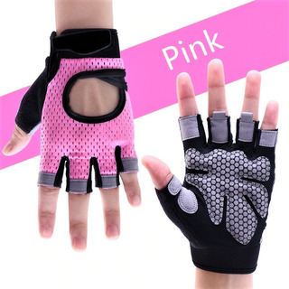 Guantes Gym Deporte Gimnasio Mujer Hombre Crossfit
