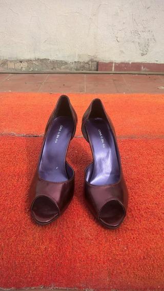 Zapatos De Mujer, Marca Gina N°39