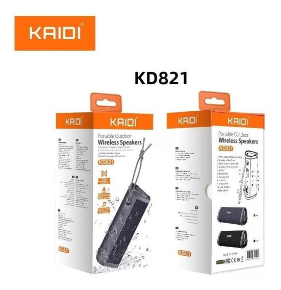 Caixa De Som Kaidi Kd-821