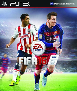 Fifa 16 Ps3 Digital Fifa 2016 - Oferta