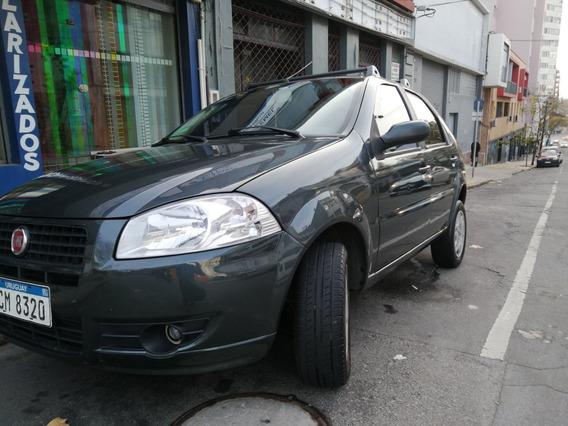 Fiat Palio 1.4 Elx Active Alarma 2008