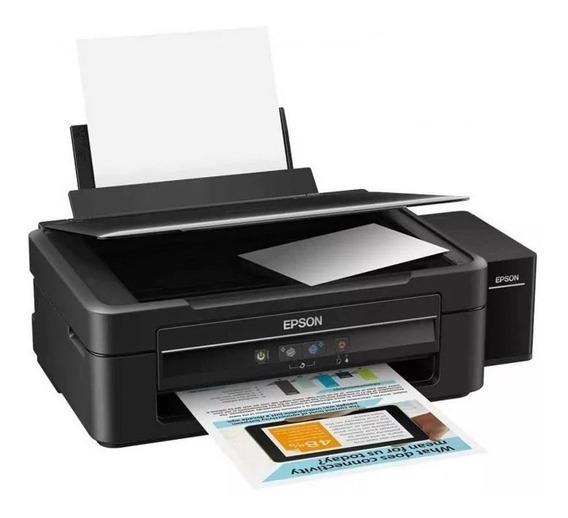 Impresora Mult. Epson L360 Ecotank Tinta Continua Nueva