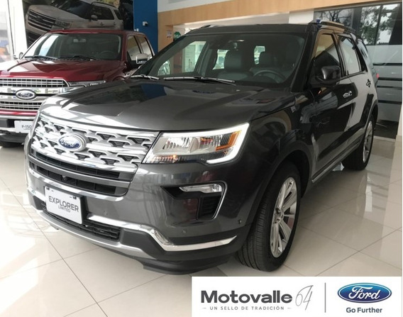 Ford Explorer Limited 4x4 2019