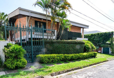 Casa Em Cidade Jardim, São Paulo/sp De 600m² 5 Quartos À Venda Por R$ 4.000.000,00 - Ca191073