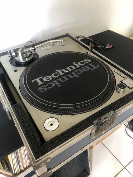 Toca-discos Picape Technics Mkii Sl 1200 Mk3