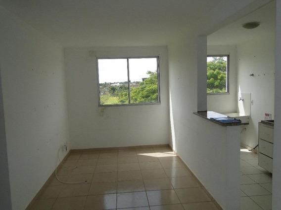 Apartamento Em Jardim América, Araçatuba/sp De 52m² 2 Quartos À Venda Por R$ 105.000,00 - Ap81959