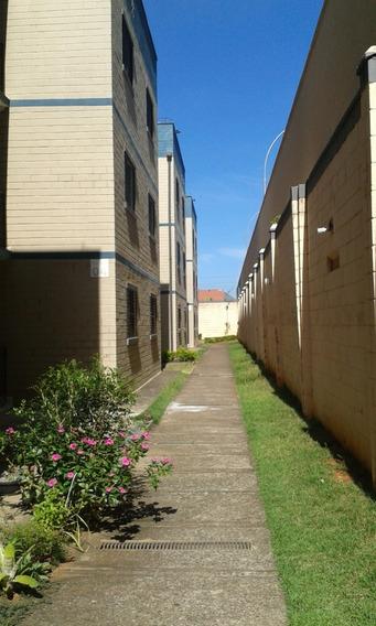 Apartamento Para Venda No Condomínio Céu Azul Em Hortolândia
