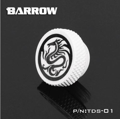Tampão G1/4 White Dragon Barrow