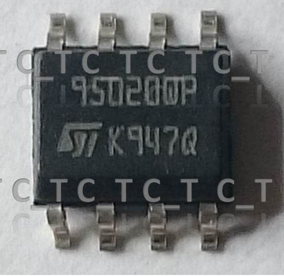 Memoria Eprom Soic 8 95020 - 3 Unidades