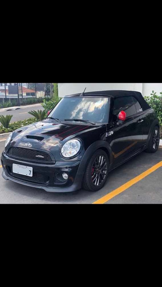Mini Cooper S Roadster Jhon Works