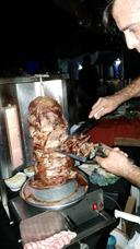 Servicio De Shawarma Kebab Y Pernil De Cerdo