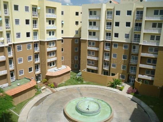 Apartamento En Venta Inter. Turmero-maracay 21-4180ejc