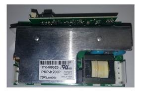 Ballast Fonte Da Lâmpada P/ Projetor Epson S11+ Pkp K200p -