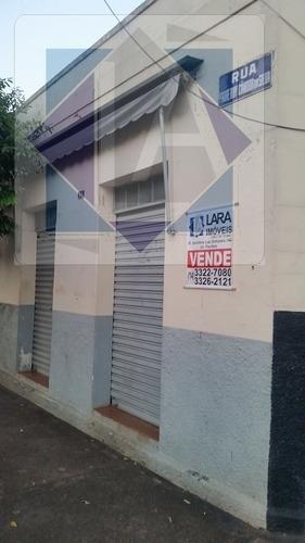 Casa Para Venda, 3 Dormitórios, Vila Odilon - Ourinhos - 405
