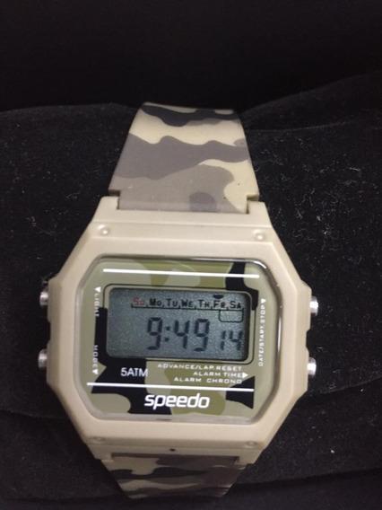 Relógio De Pulso Speedo Camuflado