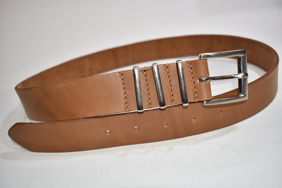 Cinturó Dama Vaqueta Sin Costura