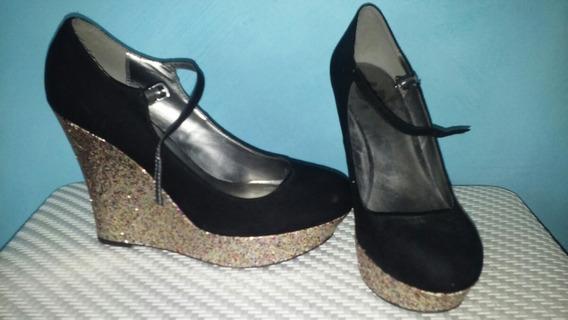 Zapatos Plataforma By Guess Importados