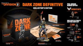 Edicion De Colección The Division 2 Dark Zone Xbox One