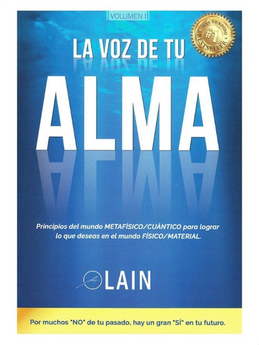 La Voz De Tu Alma » Lain García Calvo