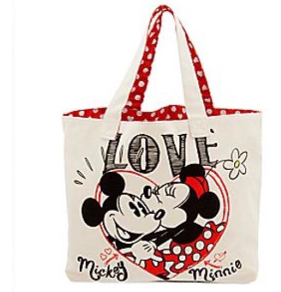 Bolso Tote Disney Store Original Traido De Orlando!
