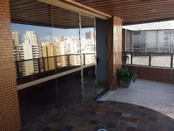 Belissimo Apartamento Cobertura 5 Quartos Suites Com Vista Espetacular 730m2 - Lit539 - 3395829
