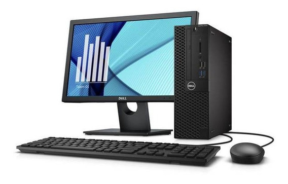 Dell Optiplex 7050 Intel® Core I5 6500 8gb Ssd 128gb+monitor