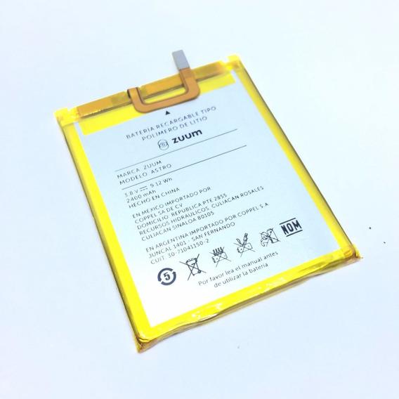 Pila Bateria Interna Zuum Astro 2400 Mha Nueva Original