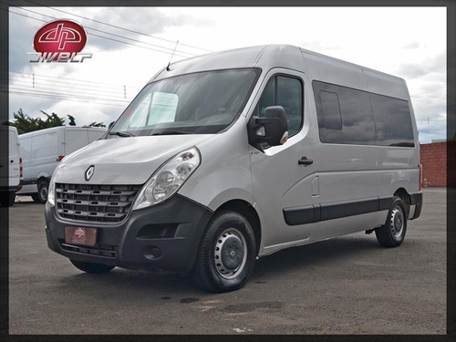 Van Passageiro Renault Master L2h2 16l