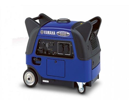 Generador Electrico Yamaha Ef 3000 Is Dolar Oficial