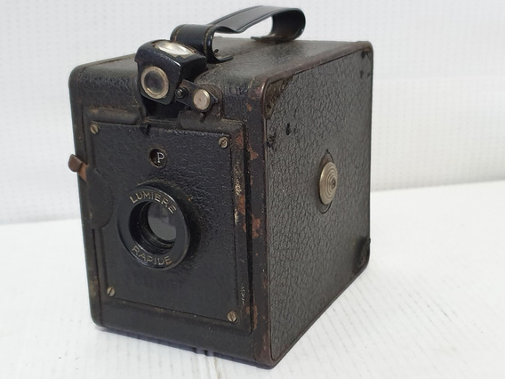 Máquina Fotográfica Francesa Década De 30