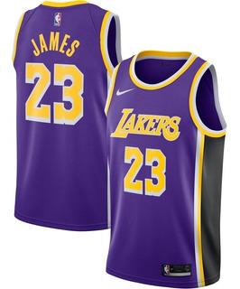 Camisa Los Angeles Lakers - Nba - Lebron King James - 23