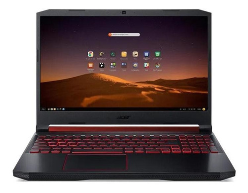 Notebook Gamer Nitro 5 An517-51-55nt Ci5 8gb 128gb Gtx 1650