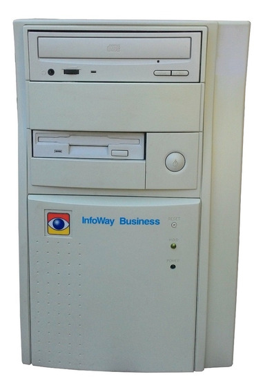 Pc Antigo Itautec Infoway Windows Xp