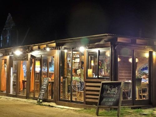 Local En Alquiler - Restaurant Equipado En Punta Del Diablo