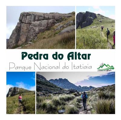 Hiking Parque Nacional Do Itatiaia