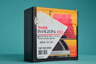 Película Kodak Microfilm