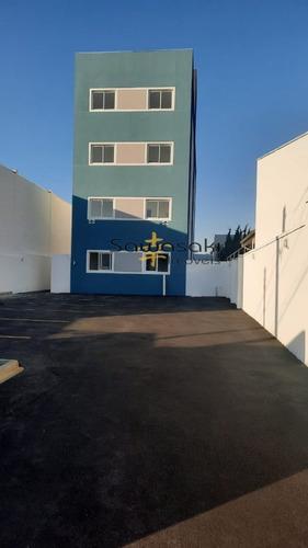 Apartamento A Venda No Bairro Cajuru Em Curitiba - Pr.  - Ap-1624-1