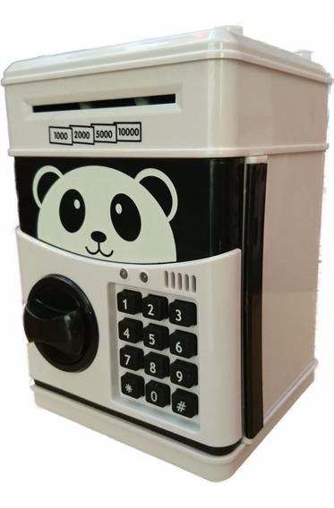 Alcancia Electronica, Caja De Seguridad, Panda Gato Conejo