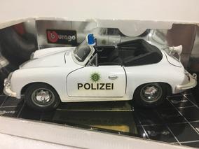 Porsche 356 B Polizei (1964) 1/18