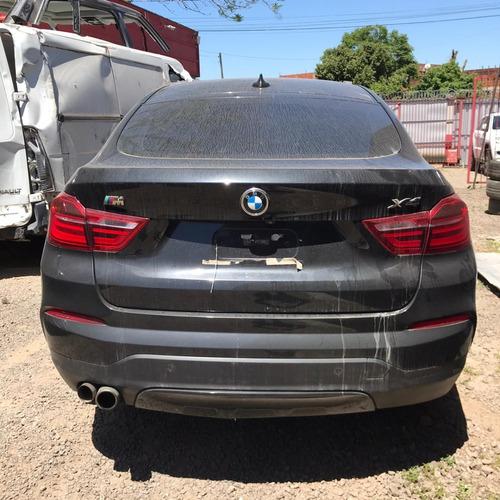 Sucata Bmw X4 3.0 2014/2015 306cvs Gasolina