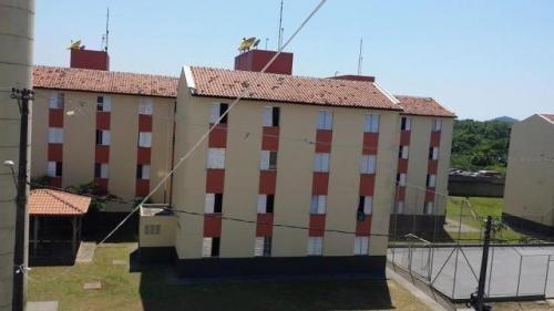 Ótimo Apartamento No Sabaúna Em Itanhaém - 5067