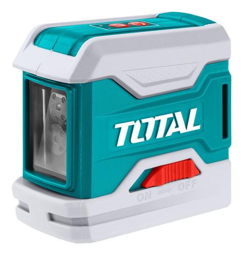 Nivel Láser Total /15m/auto Nivelante/ Batería Aa