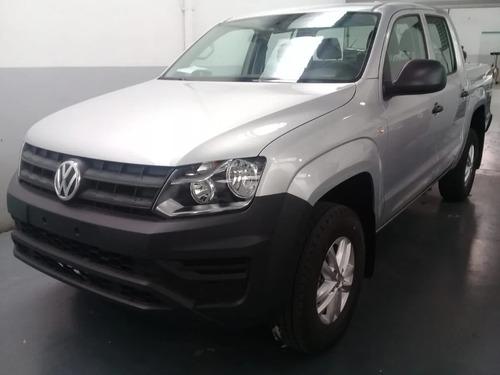 Volkswagen Amarok 2.0 Cd Tdi 140cv Trendline Llantas16 4x4