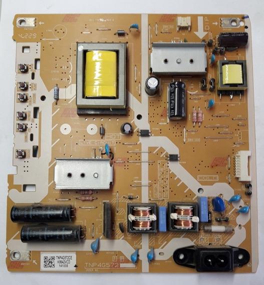 Placa Fonte Panasonic Tc-32a400b Tc-32as400b Tnp4g572, Usada