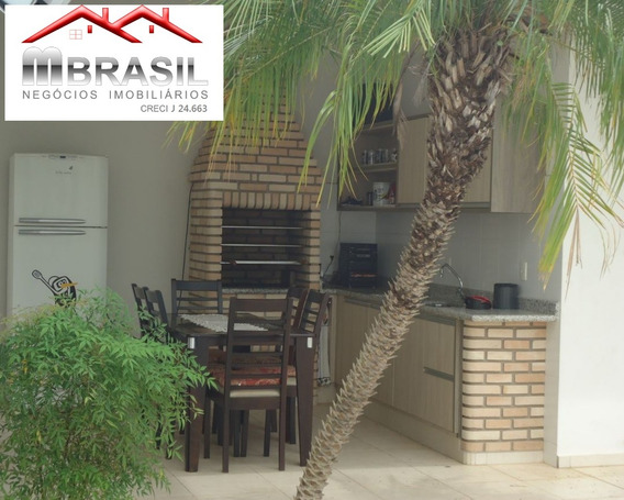 Casa De Condomínio Com 4 Suítes - Ca04721 - 32296600