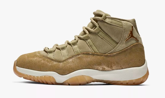 Air Jordan 11 Retro Neutral Olive