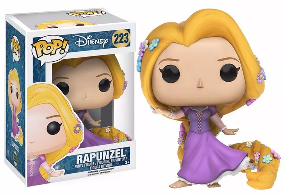 Funko Pop Princesas Disney - Rapunzel 223